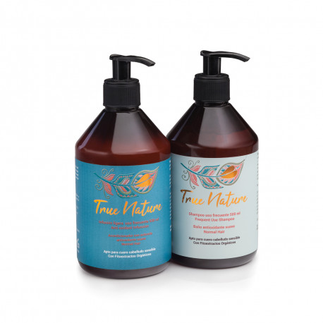 Shampoo TRUE NATURE Uso Frecuente