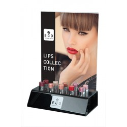 LIP COLLECTION II Counter Display. ONLY PROFESSIONAL