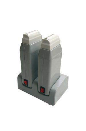 Base doble + 2 calentadores